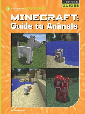 cover image of Minecraft - Guide to Animals